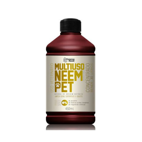 Multiuso Concentrado de Neem Pet