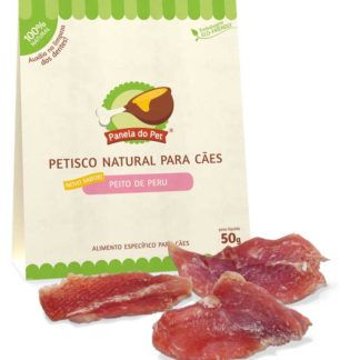 petisco de peru panela do pet
