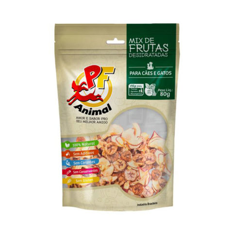 Petisco PF Animal Mix de Frutas