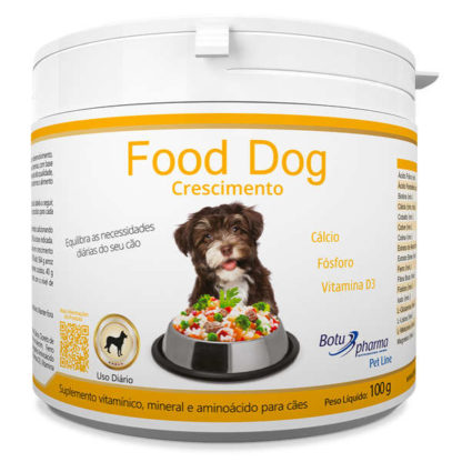 Suplemento Food Dog Crescimento