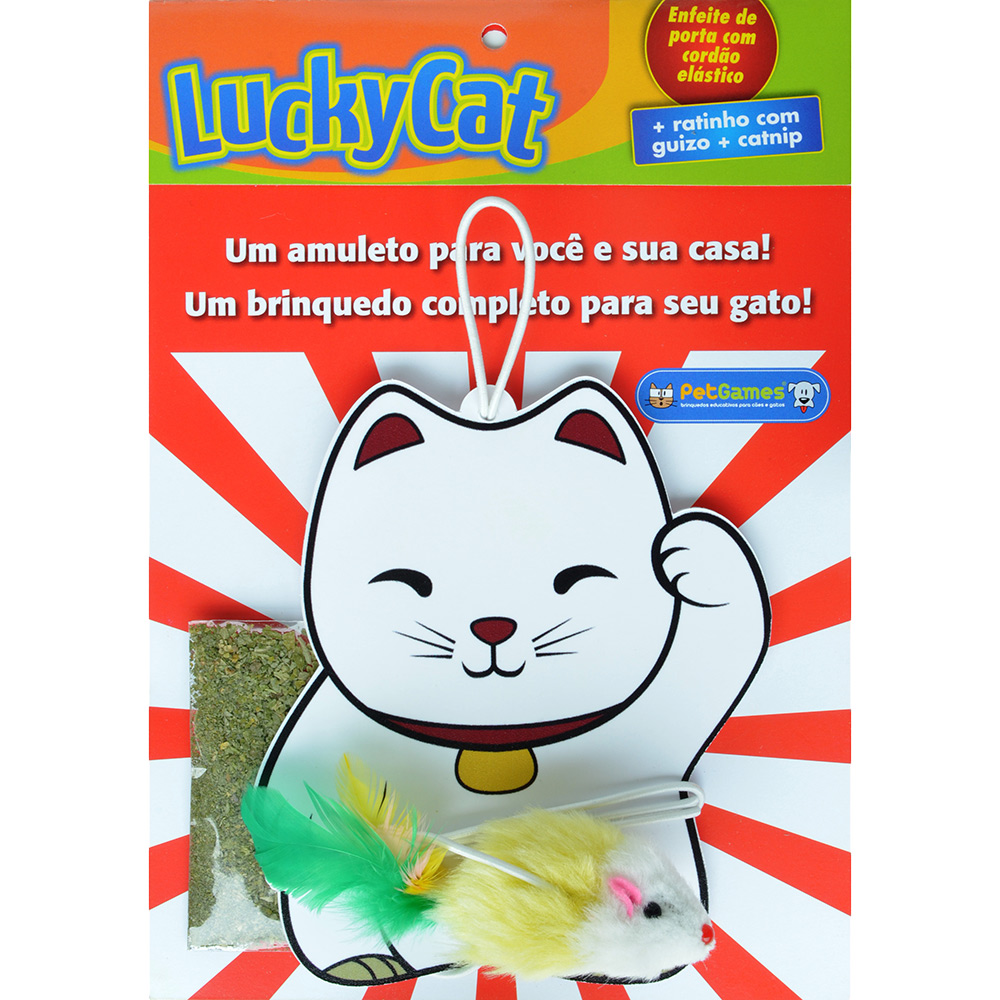Brinquedo para Gatos Pet Games Lucky Cat 1