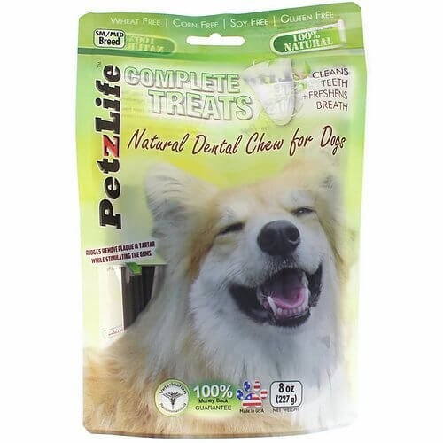 Petisco Natural Anti Tártaro PetzLife - Complete Treats - 227g 1