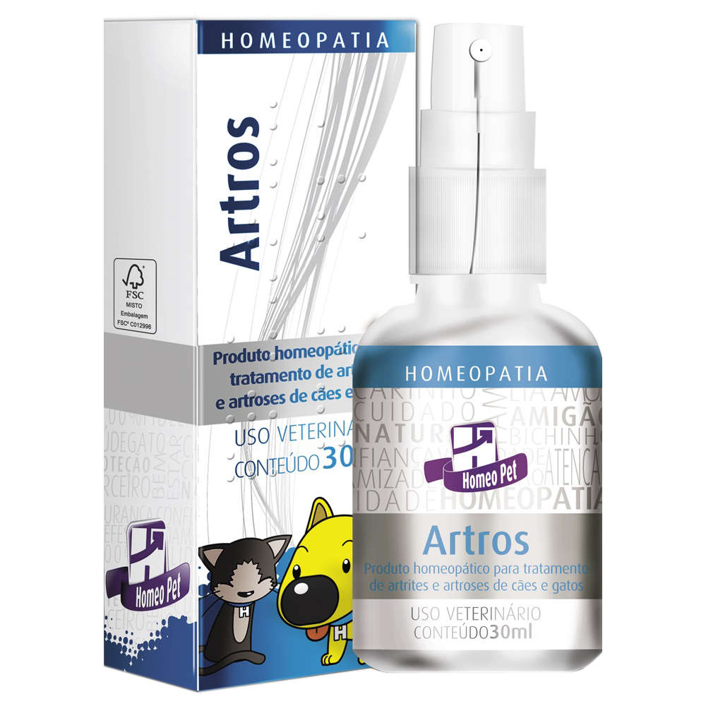 Real H HomeoPet Artros - 30ml 1