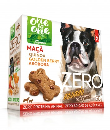 Petisco Spin Pet Zero Mini Snack Maçã