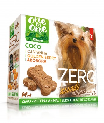 Spin Pet Zero Mini Snack Coco