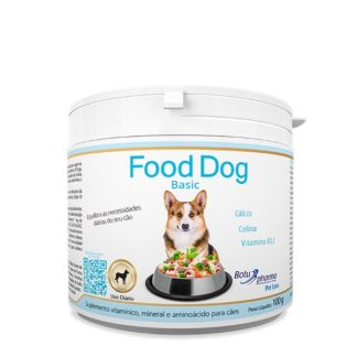Suplemento Food Dog Basic