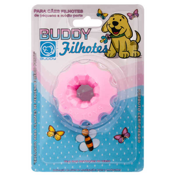 Buddy Toys Filhote Mini Bolt Rosa