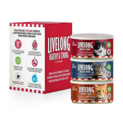 Kit Livelong Gato