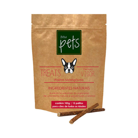 Treats Vigor Botica Pet