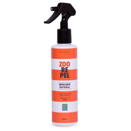 Repelente Natural de Neem - Zoo Repel